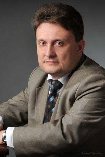 Сергей Валерьевич Сычёв