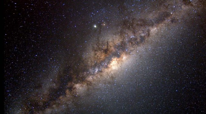 О природе звёзд