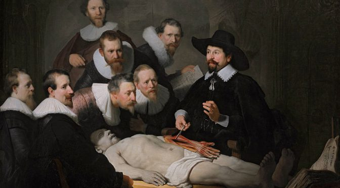 Медицина в изобразительном искусстве