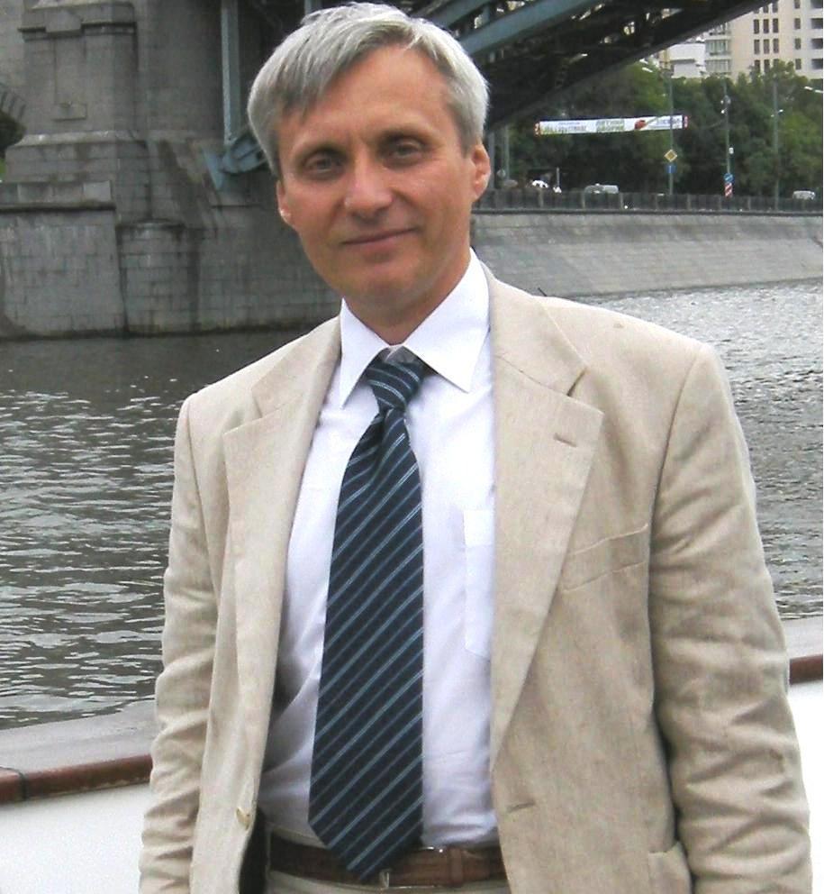 Владимир Анатольевич Чистяков